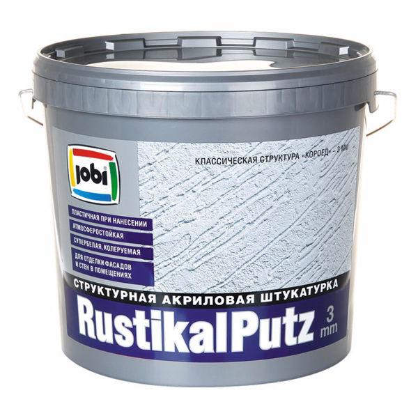 JOBI RustikalPutz shtukaturka (3 mm)
