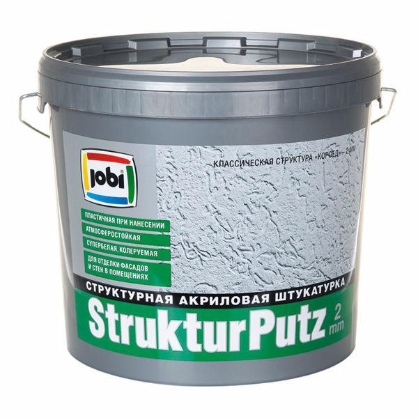 JOBI StrukturPutz shtukaturka (2 mm)
