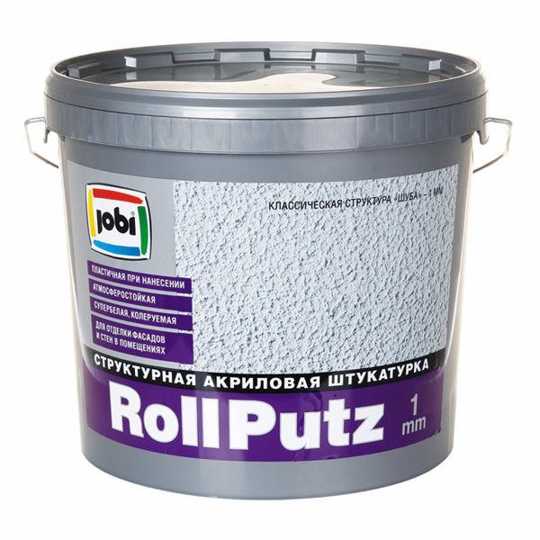 JOBI RollPutz  shtukaturka (1 mm)