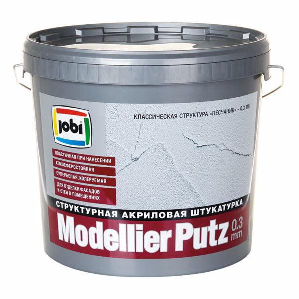 JOBI ModellierPutz shtukaturka (0,3 mm)