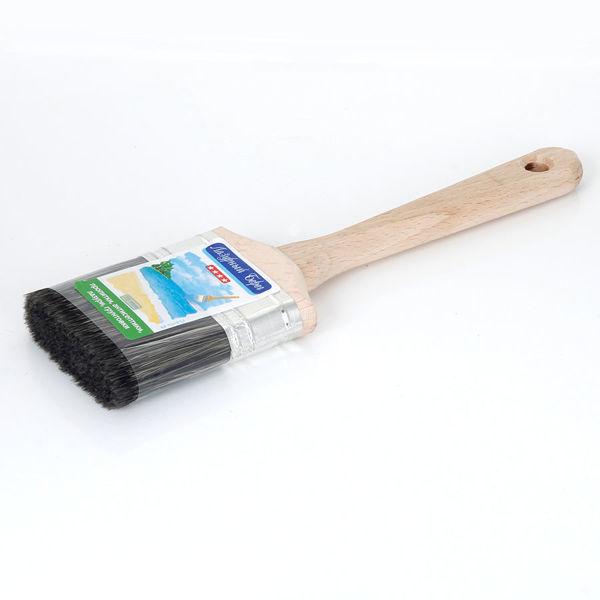 Изображение Кисть флейцевая для пропиток и антисептиков