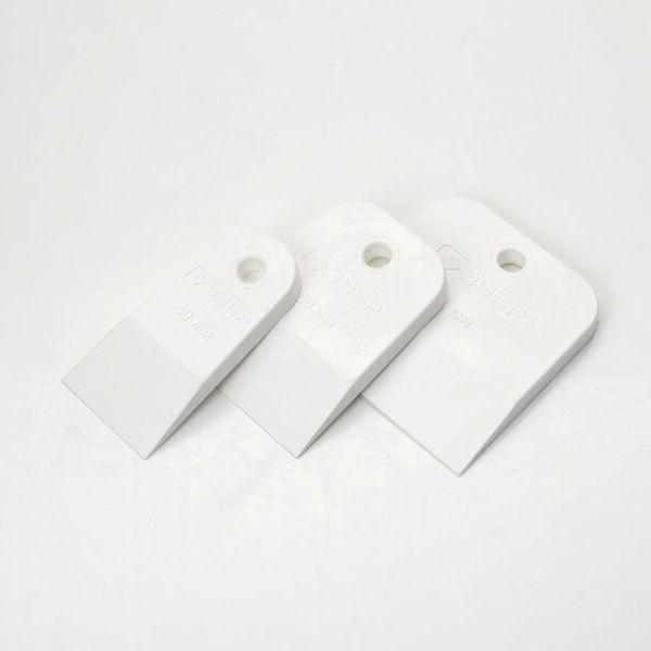 Изображение Шпатели резиновые (набор 3 шт: 40, 60, 80 мм)
