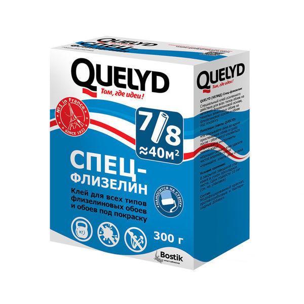 Изображение Клей для флизелиновых обоев QUELYD Спец-флизелин