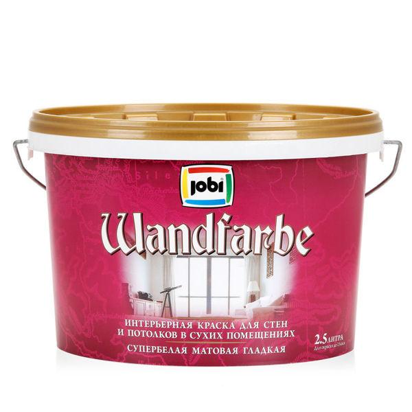 JOBI Wandfarbe – kraska dlya sten i potolkov
