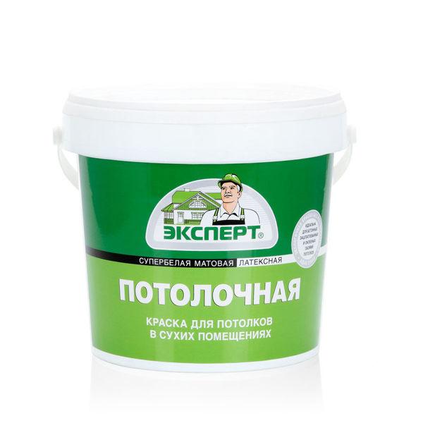 EKSPERT Potolochnaya kraska
