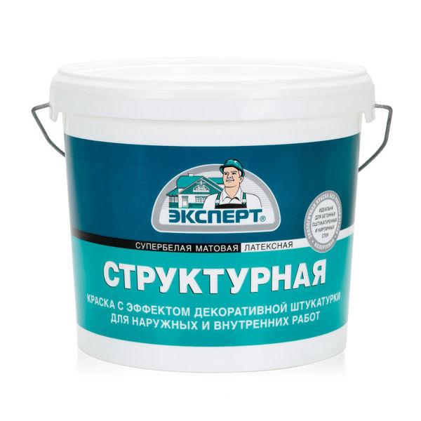 EKSPERT Strukturnaya kraska