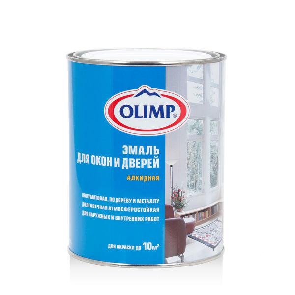 OLIMP Emal' dlya okon i dverej